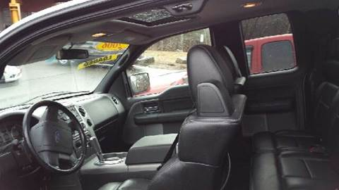 2006 Ford F-150 for sale at GRS Auto Sales and GRS Recovery in Hampstead NH
