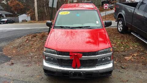 2004 Chevrolet Colorado for sale at GRS Auto Sales and GRS Recovery in Hampstead NH