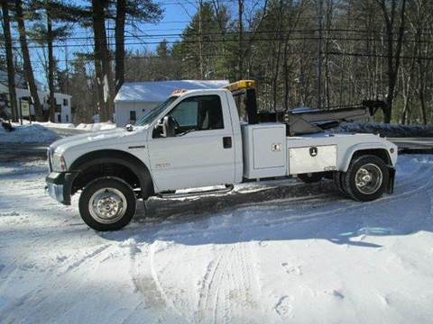 2006 Ford F-450 Super Duty for sale at GRS Auto Sales and GRS Recovery in Hampstead NH