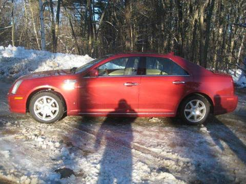 2009 Cadillac STS for sale at GRS Auto Sales and GRS Recovery in Hampstead NH