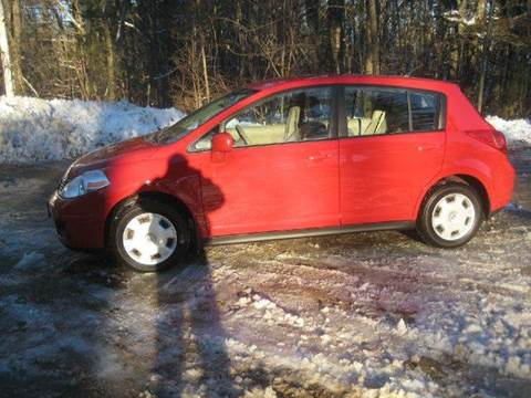 2007 Nissan Versa for sale at GRS Auto Sales and GRS Recovery in Hampstead NH