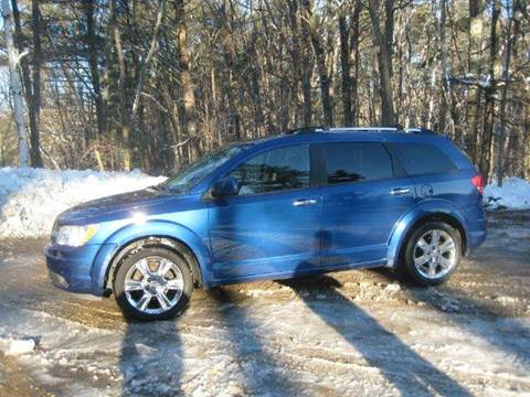 2009 Dodge Journey for sale at GRS Auto Sales and GRS Recovery in Hampstead NH