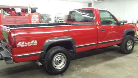 1999 GMC Sierra Classic 3500 for sale at GRS Auto Sales and GRS Recovery in Hampstead NH
