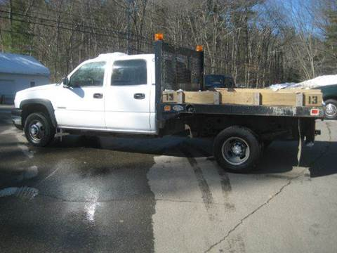 2006 Chevrolet Silverado 3500 for sale at GRS Auto Sales and GRS Recovery in Hampstead NH