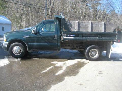 2002 Ford F-350 Super Duty for sale at GRS Auto Sales and GRS Recovery in Hampstead NH