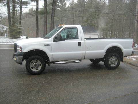 2007 Ford F-350 Super Duty for sale at GRS Auto Sales and GRS Recovery in Hampstead NH