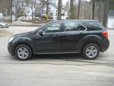 2010 Chevrolet Equinox for sale at GRS Auto Sales and GRS Recovery in Hampstead NH