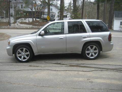 2006 Chevrolet TrailBlazer for sale at GRS Auto Sales and GRS Recovery in Hampstead NH