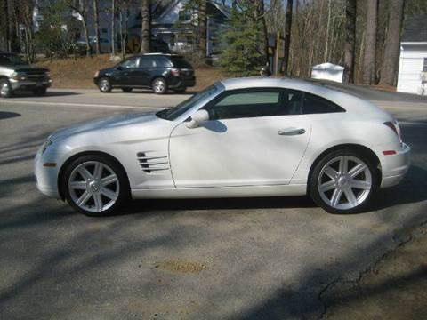 2004 Chrysler Crossfire for sale at GRS Auto Sales and GRS Recovery in Hampstead NH