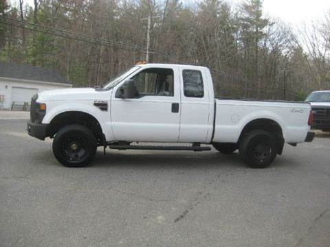 2010 Ford F-250 Super Duty for sale at GRS Auto Sales and GRS Recovery in Hampstead NH
