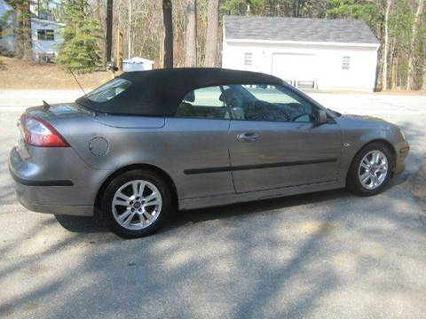 2006 Saab 9-3 for sale at GRS Auto Sales and GRS Recovery in Hampstead NH