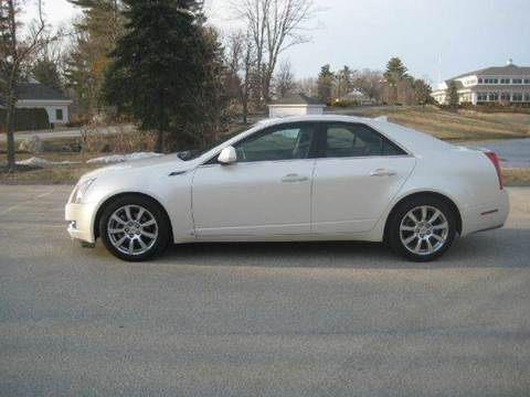 2009 Cadillac CTS for sale at GRS Auto Sales and GRS Recovery in Hampstead NH