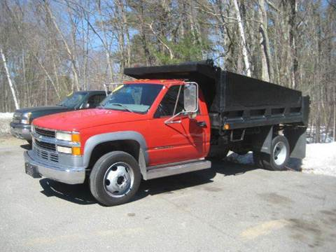 1999 Chevrolet C/K 3500 Series for sale at GRS Auto Sales and GRS Recovery in Hampstead NH