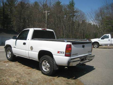 2000 Chevrolet Silverado 1500 for sale at GRS Auto Sales and GRS Recovery in Hampstead NH