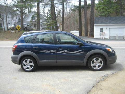 2003 Pontiac Vibe for sale at GRS Auto Sales and GRS Recovery in Hampstead NH