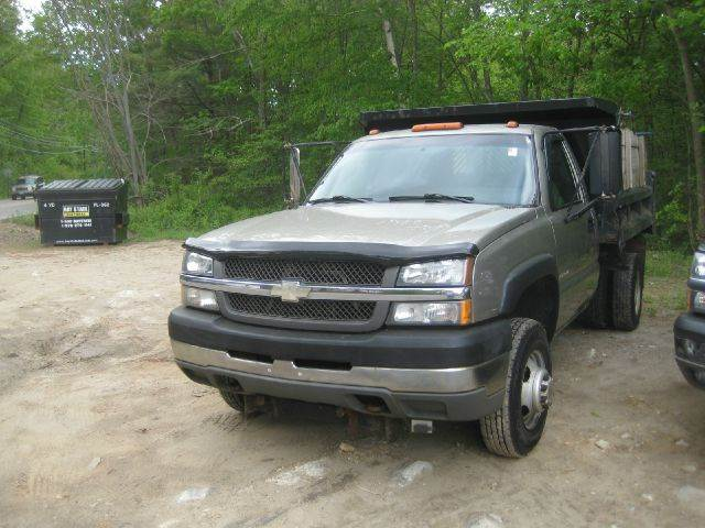 2003 Chevrolet Silverado 3500HD for sale at GRS Auto Sales and GRS Recovery in Hampstead NH