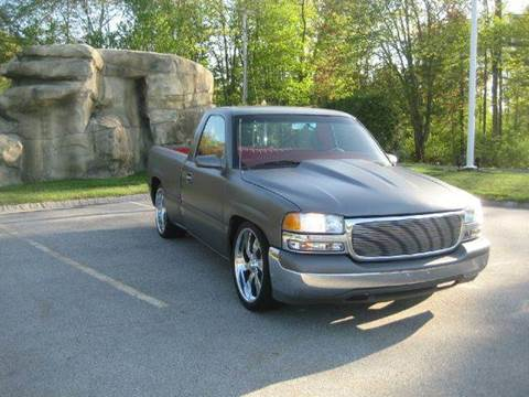 1999 GMC Sierra 1500 for sale at GRS Auto Sales and GRS Recovery in Hampstead NH