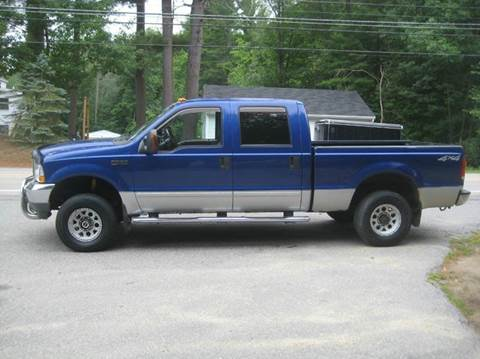 2003 Ford F-250 Super Duty for sale at GRS Auto Sales and GRS Recovery in Hampstead NH