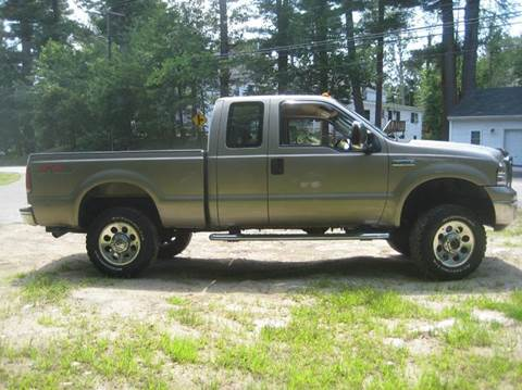 2006 Ford F-350 Super Duty for sale at GRS Auto Sales and GRS Recovery in Hampstead NH