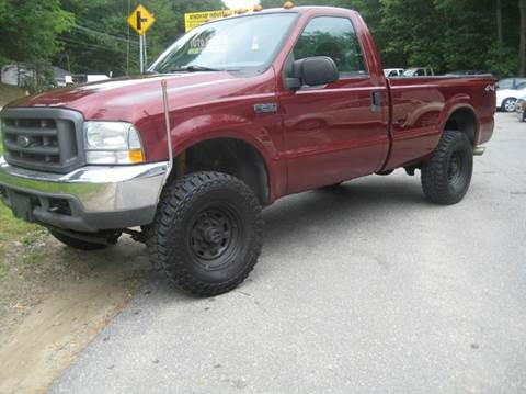2004 Ford F-250 Super Duty for sale at GRS Auto Sales and GRS Recovery in Hampstead NH