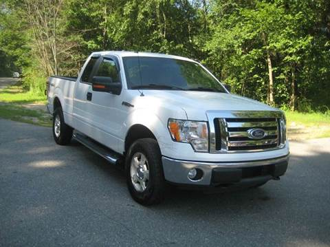 2010 Ford F-150 for sale at GRS Auto Sales and GRS Recovery in Hampstead NH