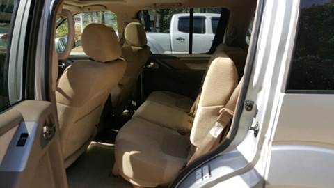 2005 Nissan Pathfinder for sale at GRS Auto Sales and GRS Recovery in Hampstead NH