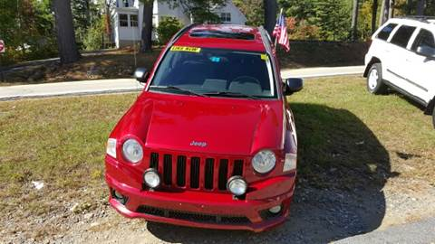 2008 Jeep Compass for sale at GRS Auto Sales and GRS Recovery in Hampstead NH