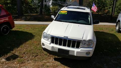 2006 Jeep Grand Cherokee for sale at GRS Auto Sales and GRS Recovery in Hampstead NH