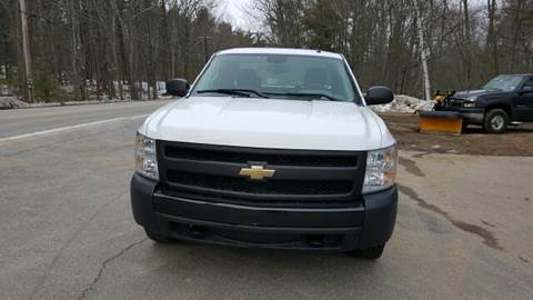 2008 Chevrolet Silverado 1500 for sale at GRS Auto Sales and GRS Recovery in Hampstead NH