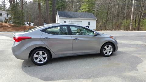 2013 Hyundai Elantra for sale at GRS Auto Sales and GRS Recovery in Hampstead NH