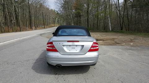 2004 Mercedes-Benz CLK for sale at GRS Auto Sales and GRS Recovery in Hampstead NH
