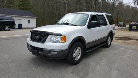 2004 Ford Expedition for sale at GRS Auto Sales and GRS Recovery in Hampstead NH