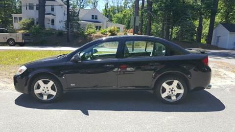 2006 Chevrolet Cobalt for sale at GRS Auto Sales and GRS Recovery in Hampstead NH