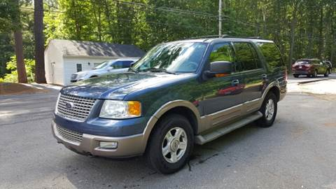 2003 Ford Expedition for sale at GRS Auto Sales and GRS Recovery in Hampstead NH