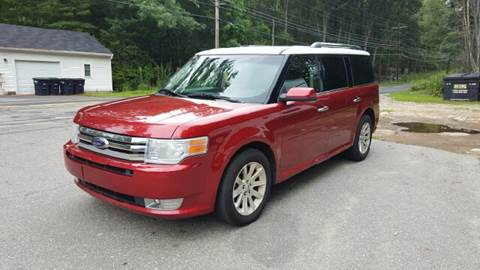 2009 Ford Flex for sale at GRS Auto Sales and GRS Recovery in Hampstead NH