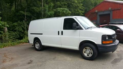 2007 Chevrolet Express Cargo for sale at GRS Auto Sales and GRS Recovery in Hampstead NH