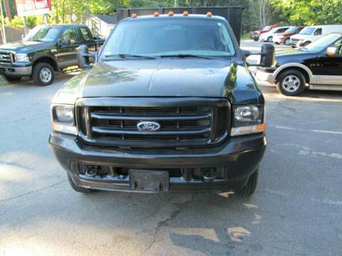 2003 Ford F-350 Super Duty for sale at GRS Auto Sales and GRS Recovery in Hampstead NH
