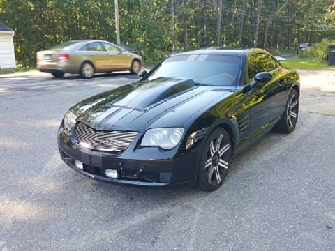 2005 Chrysler Crossfire for sale at GRS Auto Sales and GRS Recovery in Hampstead NH