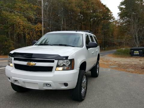 2007 Chevrolet Tahoe for sale at GRS Auto Sales and GRS Recovery in Hampstead NH