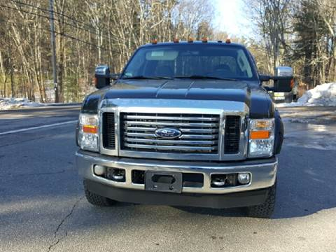 2010 Ford F-350 Super Duty for sale at GRS Auto Sales and GRS Recovery in Hampstead NH
