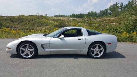 1999 Chevrolet Corvette for sale at GRS Auto Sales and GRS Recovery in Hampstead NH