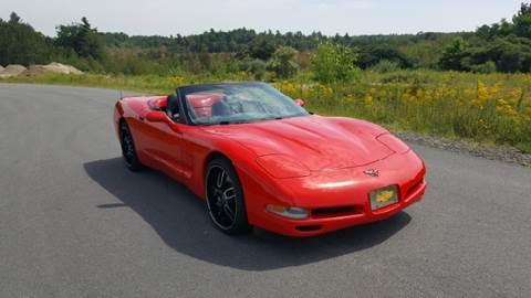 2000 Chevrolet Corvette for sale at GRS Auto Sales and GRS Recovery in Hampstead NH