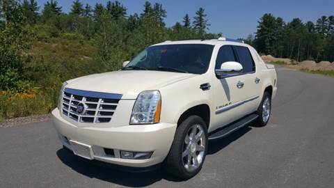 2007 Cadillac Escalade EXT for sale at GRS Auto Sales and GRS Recovery in Hampstead NH
