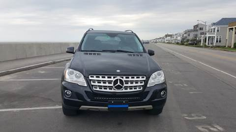 2011 Mercedes-Benz M-Class for sale at GRS Auto Sales and GRS Recovery in Hampstead NH