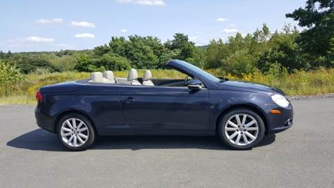 2010 Volkswagen Eos for sale at GRS Auto Sales and GRS Recovery in Hampstead NH