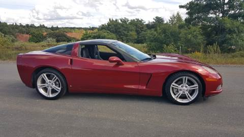 2009 Chevrolet Corvette for sale at GRS Auto Sales and GRS Recovery in Hampstead NH