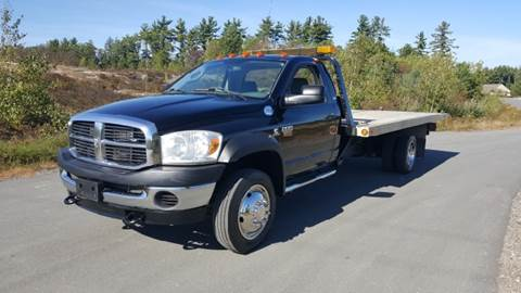 2010 Dodge 5500 for sale at GRS Auto Sales and GRS Recovery in Hampstead NH