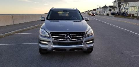 2013 Mercedes-Benz M-Class for sale at GRS Auto Sales and GRS Recovery in Hampstead NH