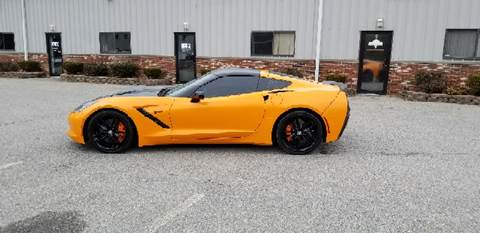 2014 Chevrolet Corvette for sale at GRS Auto Sales and GRS Recovery in Hampstead NH