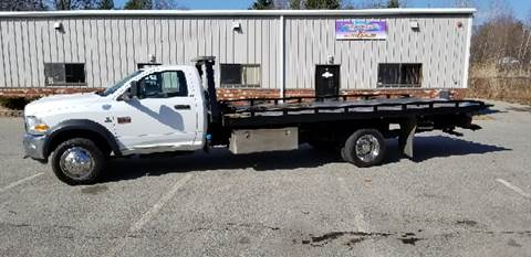 2012 Dodge Ram Chassis 5500 for sale at GRS Auto Sales and GRS Recovery in Hampstead NH